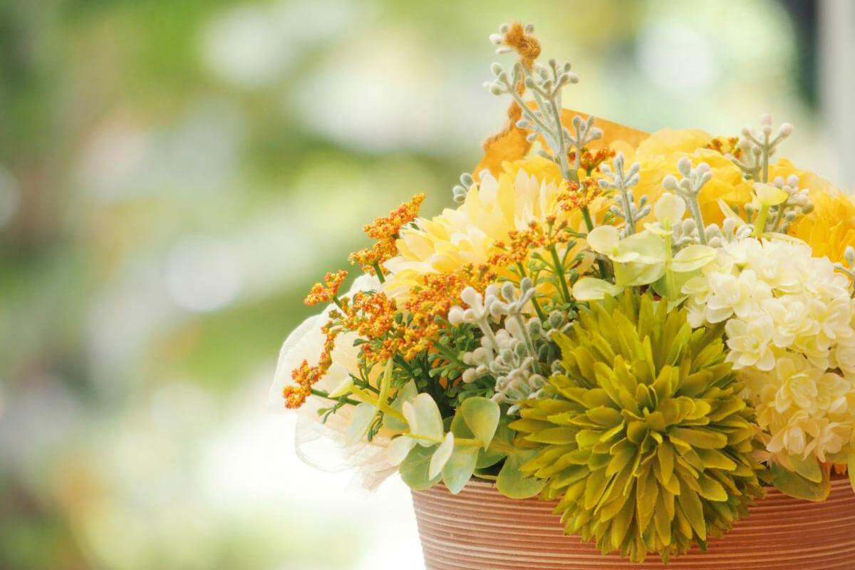 【母の日ギフト】造花