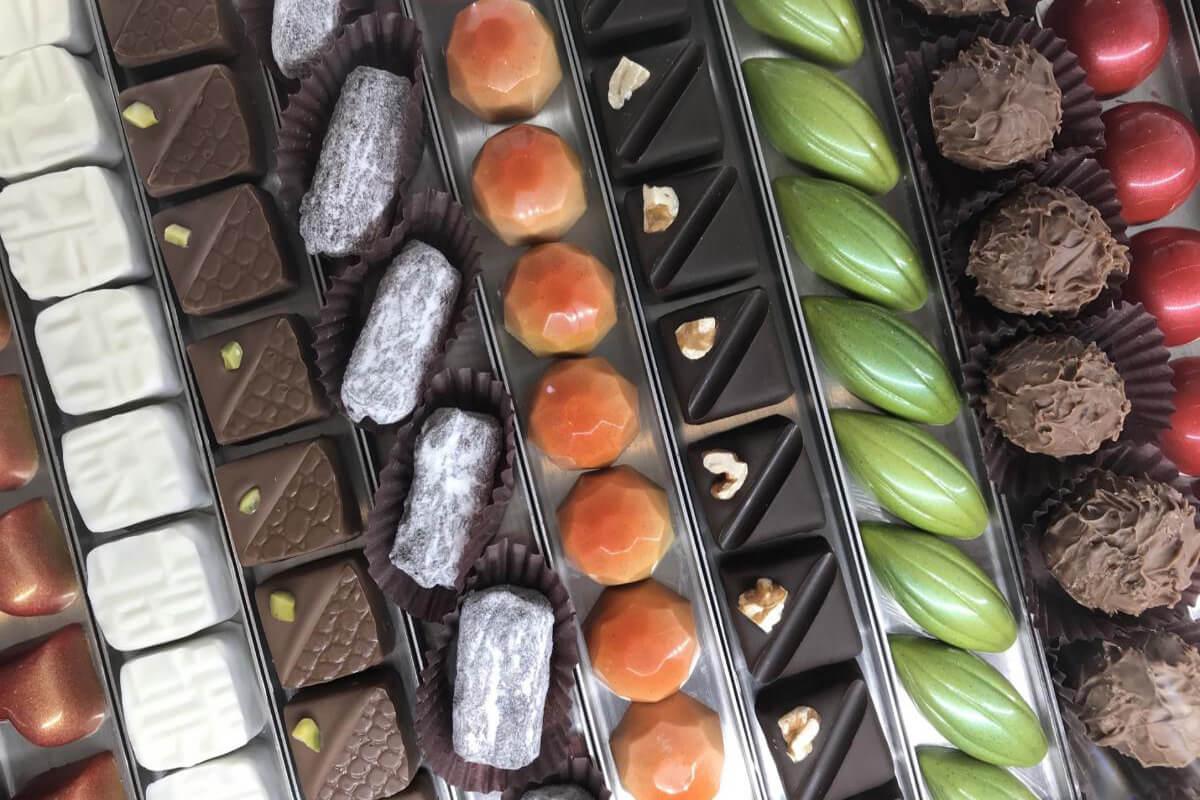 【母の日ギフト】チョコレート