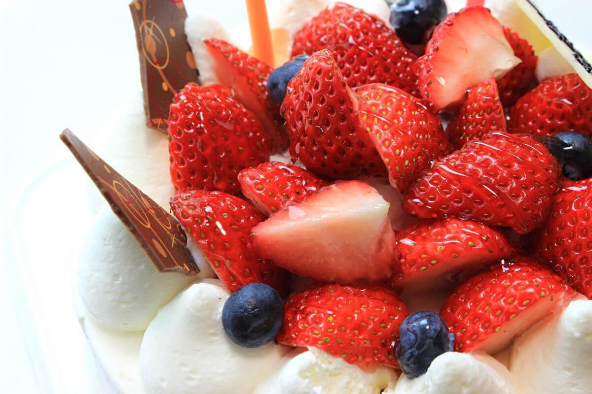 【母の日ギフト】フルーツケーキ