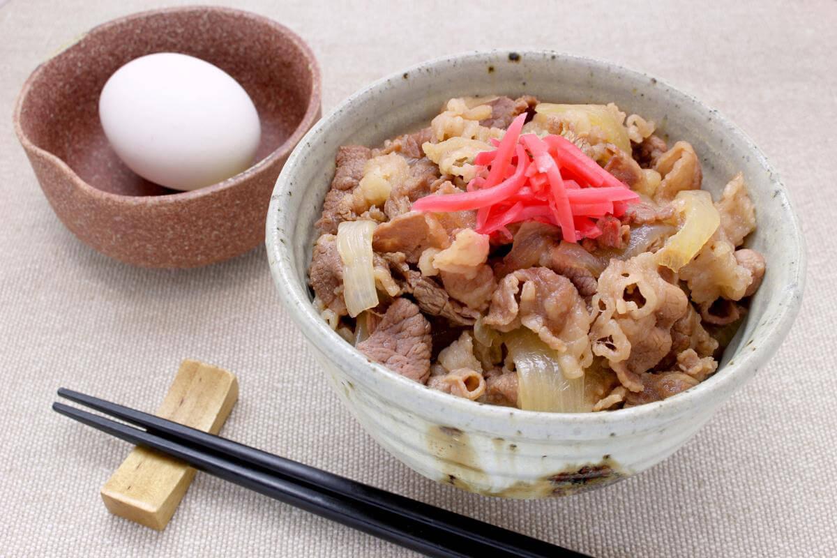 【母の日ギフト】牛丼・丼物