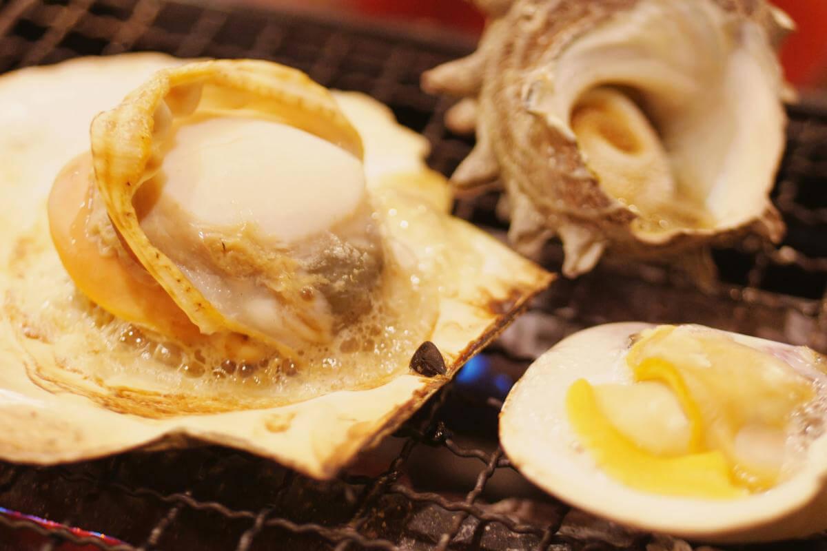 【母の日ギフト】ほたて・牡蠣・貝類