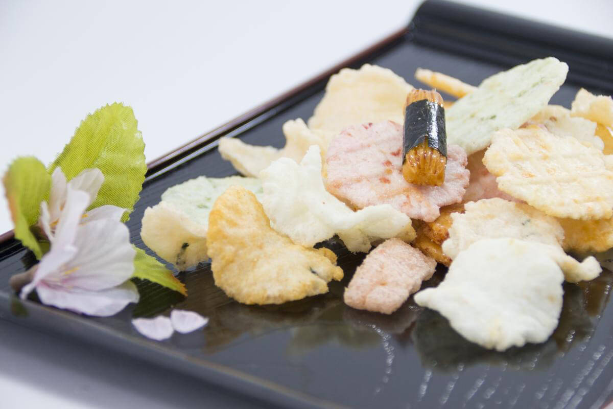 【母の日ギフト】せんべい・米菓・餅